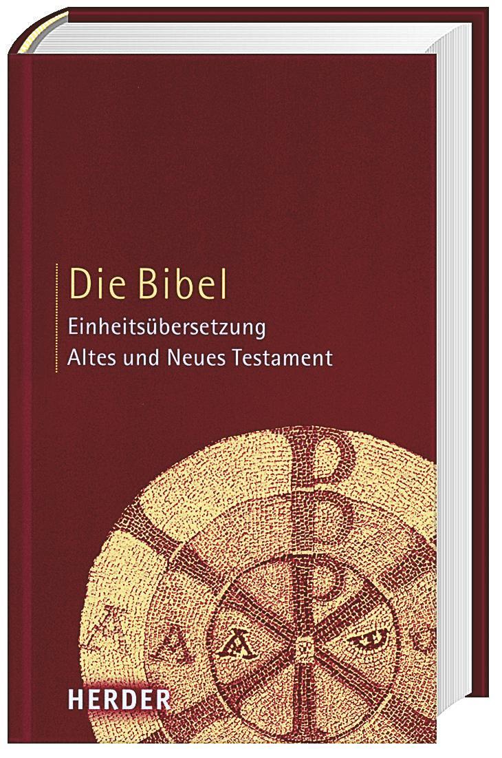 Einheitsübersetzung Der Bibel