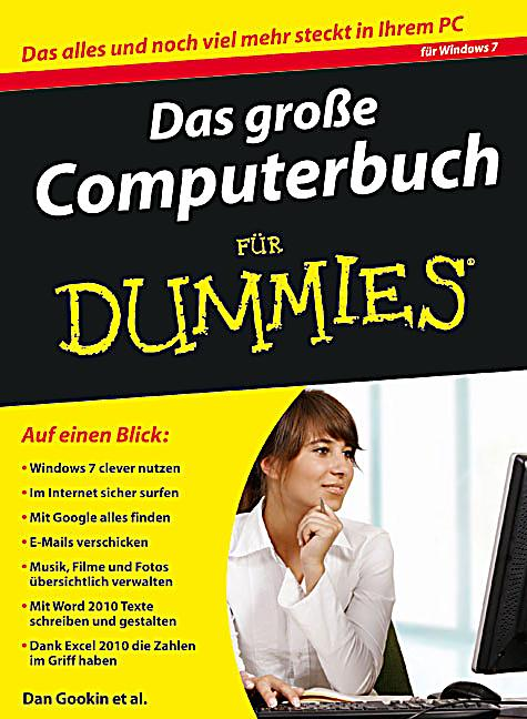 Das grosse computerbuch für dummies dan gookin brad hill john r
