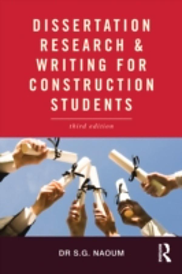 Dissertation On Construction Management