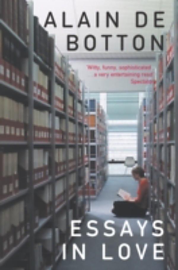 Kiss And Tell By Alain De Botton Essays