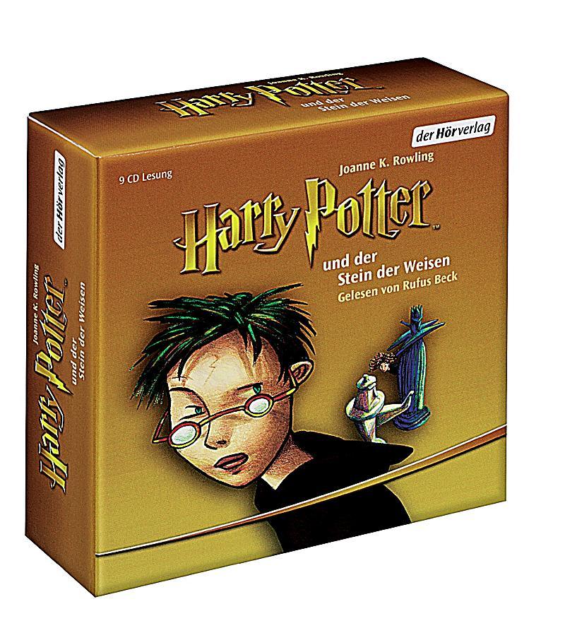 harry potter und der stein der weisen band 1 hörbuch
