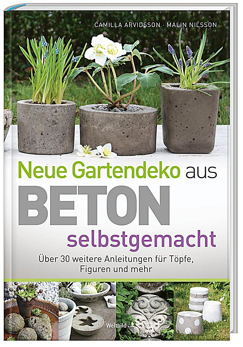 deko aus beton basteln - design more info, Garten ideen