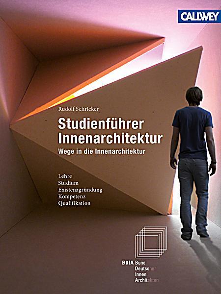Redirecting to artikel buch studienfuehrer for Studium der innenarchitektur