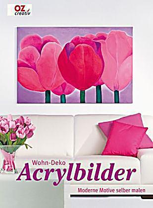 Wohn-Deko Acrylbilder, Malen & Zeichnen