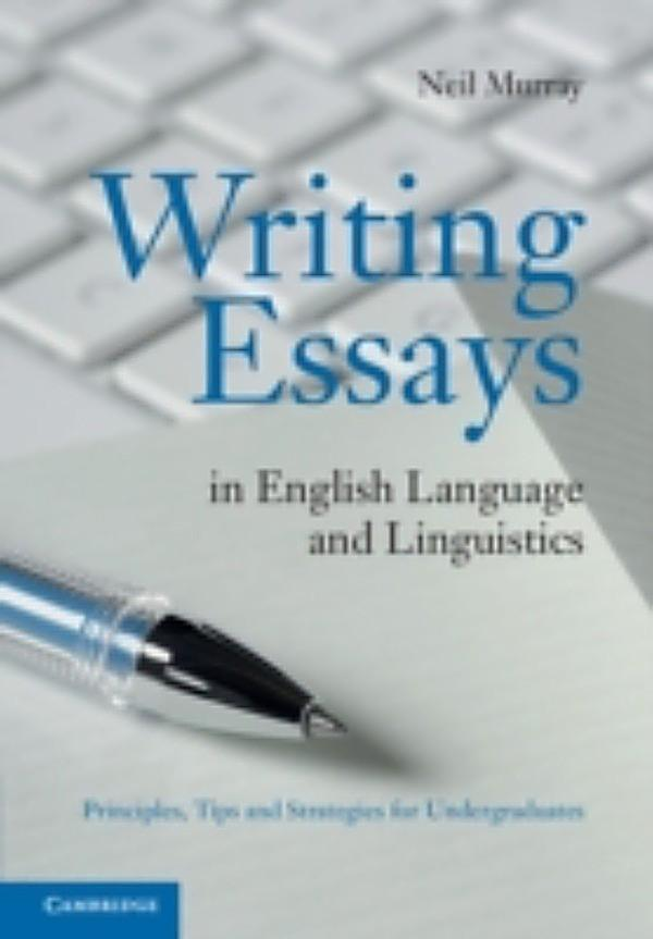 writing linguistics essays Writing linguistics paper writing linguistics paper in most cases, a linguistics analysis paper should be more like a science lab report than like a literary essay.