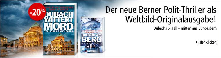 Norbert Hochreutener - Dubach wittert Mord