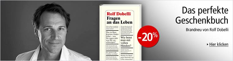 Das perfekte Geschenkbuch - Brandneu von Rolf Dobelli