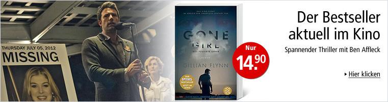 Jetzt im Kino: Gillian Flynn - Gone Girl