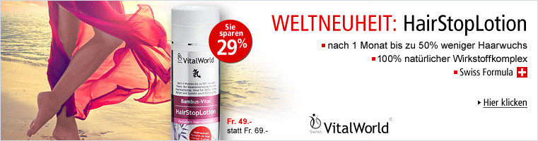 VitalWorld - HairStopLotion
