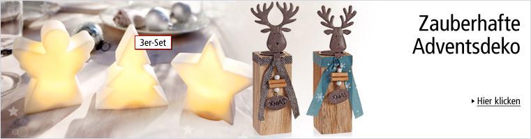 Advent & Weihnachten - Zauberhafte Adventsdeko