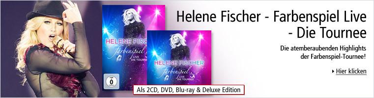 Helene Fischer - Farbenspiel Live - Die Tournee