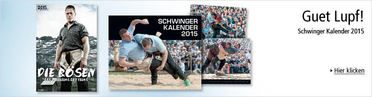 Guet Lupf - Schwinger Kalender 2015