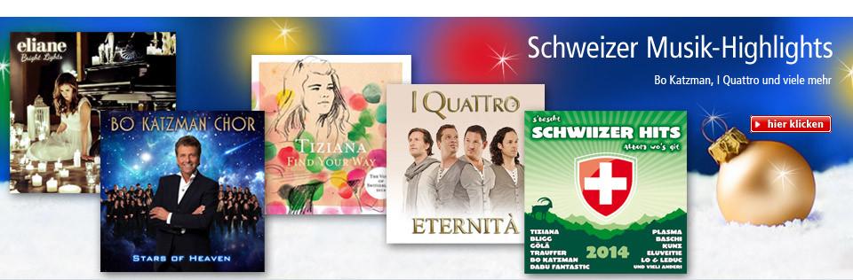 Schweizer Musik-Highlights