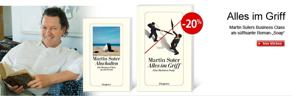Martin Suter - Alles im Griff