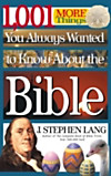 1,001 MORE Things You Always Wanted to Know About the Bible (eBook)