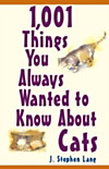 1,001 Things You Always Wanted To Know About Cats (eBook)