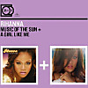 2for1: Music Of The Sun / A Girl Like Me