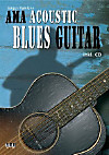 AMA Acoustic Blues Guitar, m. Audio-CD