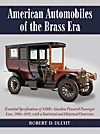 American Automobiles of the Brass Era (eBook)