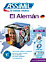 Assimil El Aleman: Libro + 1 MP3-CD + 4 Audio-CDs