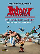 Asterix - Im Land der Götter, Das Bilder-Buch zum Film