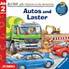 Autos & Laster, 1 Audio-CD