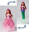 Barbie Disney Princess 2-in-1 Arielle
