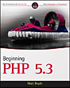 Beginning PHP 5.3 (eBook)