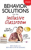 Behavior Solutions for the Inclusive Classroom (eBook)