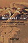 Behavioral Strategy