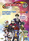Beyblade - Character Action mit Stickern