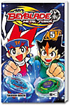 Beyblade Metal Fusion, Band 5