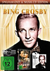 BING CROSBY - Spielfilm-DVD & Musik-CD-Edition