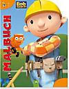Bob der Baumeister Malbuch