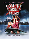 Comedy-Horror Films (eBook)