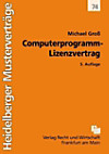 Computerprogramm-Lizenzvertrag