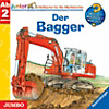Der Bagger, 1 Audio-CD