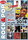 Der grosse Rock & Pop LP / CD-Preiskatalog 2014, m. DVD-ROM