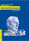 Der Hobbit - The Hobbit von J.R.R. Tolkien. Textanalyse und Interpretation. (eBook)