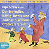 Der Tretroller, König Tutnix, Grossvaters Salz, Audio-CD