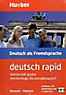 deutsch rapid, Deutsch-Polnisch, 2 Audio-CDs u. Arbeitsbuch