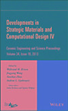 Developments in Strategic Materials and Computational Design IV (eBook)