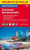 Die Freizeitkarte Cuxhaven, Nordseeküste