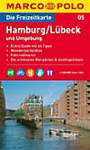 Die Freizeitkarte Hamburg, Lübeck und Umgebung