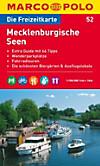 Die Freizeitkarte Mecklenburgische Seen