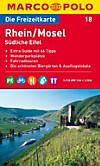 Die Freizeitkarte Rhein / Mosel, Südliche Eifel