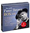 Die grosse Pater Brown Box 8 - 6 CDs / Hörspiele
