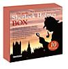 Die grosse Sherlock-Holmes-Box - 10 CDs / Hörspiele