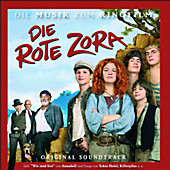 Die rote Zora (Original Soundtrack), Diverse Interpreten, Soundtracks A-Z