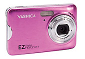 Digicam YASHICA pink